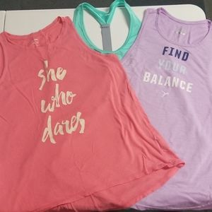 Old Navy Active wear Tanks